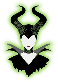 .:Maleficent minimalist:. by EmeraldSora