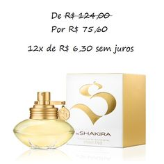 S by Shakira Shakira Eau de Toilette 30ml spray