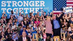Hillary Clinton - Linha do Tempo | Facebook