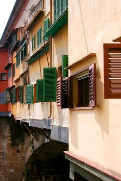 Shutters - Florence, Florence