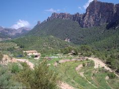 2 bedroom log cabin in Sella to rent from £315 pw. With balcony/terrace.