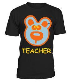 # Teacher Teddy Bear Shirt Teddybear School .  TeacherAustralia, Canada, Nerd, USA, bear, class, cool, costume, cute, funny, geek, highschool, history, kids, kindergarten, maths, men, music, preschool, rainbow, school, teacher, teddybear, women, year