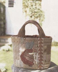 BEAUTIFULQUILTV0005 | Newspaper : how to make a quilted handbag - Adamdwight.com