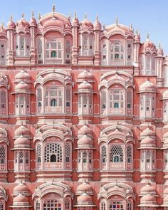 Jaipur, India: 24 Hours in the Pink City - What & Where to See, Stay, Eat, & Do Image Photography, Travel Photography, Pink Hotel, Photo Voyage, Visualisation, Famous Places, Blog Voyage, India Travel, Jaipur Travel