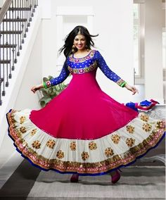 Bipasa Basu Suits vol – 2 – Unstitched « Indian Designer Sarees Suits Dresses