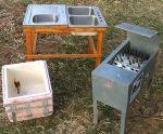 Butchering-equipment