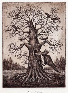 Sergey Tyukanov...tree