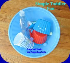 Simple and Fun Toddler Activity