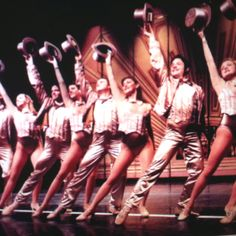 A Chorus Line, best broadway show of all time