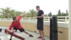 ViPR®  Workout with Inventor Michol Dalcourt