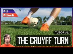 Learn the skill named after the legendary Johan Cruyff. Soccer Footwork Drills, Soccer Drills For Kids, Football Drills, Soccer Skills, Soccer Tips, Soccer Stuff, Soccer Coaching, Soccer Training, Alabama Football Funny