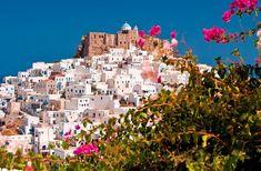 """Ποιο Ελληνικό νησί λέγεται και «Πεταλούδα του Αιγαίου»; Astypalaia, the """"Aegean Butterfly"""""""
