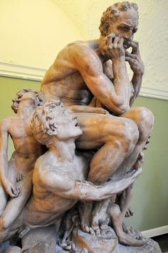 Jean-Baptiste Carpeaux - Ugolino and his Sons