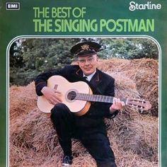 The Singing Postman – 50 Worst Album Covers Worst Album Covers, Cool Album Covers, Music Album Covers, Book Covers, Bad Album, Album Book, Smosh, Vinyl Cd, Vinyl Records