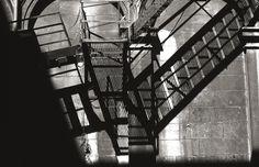 """Saatchi Online Artist Daniel Heikalo; Photography, """"Escalier-Vieux-Montréal"""" #art"""