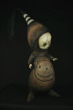 Fantasy   Whimsical   Strange   Mythical   Creative   Creatures   Dolls   Sculptures   ☥   Scott Radke