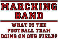 Marching Band Humor | ponderosa marching band (Ponderosa Bruins Marching Band & Guard) on ...