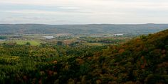 Fall has arrived in the beautiful Annapolis Valley!