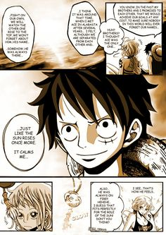 Sign of Affection - Page 74 by on DeviantArt Fairy Tail Happy, Zoro And Robin, Luffy X Nami, One Piece Ship, I Really Love You, Deviantart, Its A Wonderful Life, Anime Comics, Doujinshi