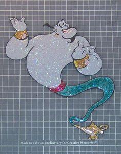Genie would make a nice tatt!