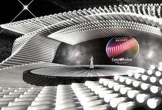 Für glanzvolle Augenblicke: Ein 44 Meter breites Auge dominiert die Bühne beim 60. Eurovision Song Contest am 23. Mai in Wien. Die 1288 Stelen sind mittels LED-Technik einzeln bespielbar. Mehr Bilder des Tages: http://www.nachrichten.at/nachrichten/bilder_des_tages/ (Bild: apa/ORF)