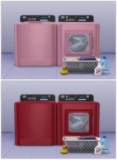 Sims 4 I wanted white, so I made a few more recolors of the Washer & Dryer to share! credit: Converted by PlumbobCenter I hope you will all enjoy!! DOWNLOAD
