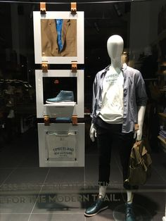 "TIMBERLAND, High Street, Auckland-City, New Zealand, ""On the Shelf"", uploaded by Ton van der Veer"