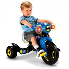 Fisher Price Trike keeps up the fun with sensory extras Lights & Sound!