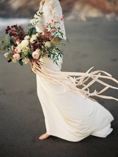 How to Style a Fine Art Wedding | SouthBound Bride | Credit: This Modern Romance/Delphinium Floral