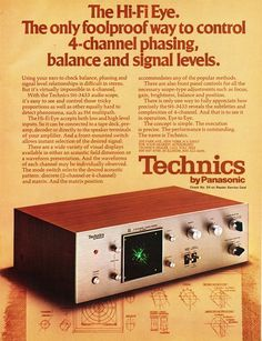 picture of 1973 Technics