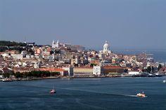 Lisbonne - Portugal #Travel