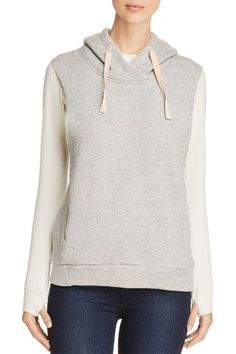 Scotch & Soda Layered-Look Hooded Sweatshirt Women - Bloomingdale's Sweatshirts Online, Hooded Sweatshirts, Hoodies, Scotch Soda, Layered Look, Layers, Sweaters, Jackets, Shopping