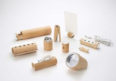 Empty Bamboo: Fascinating And Fabulous Stationery Set From Yu Jian