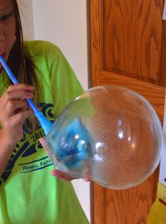 Science Party: Bubble Slime