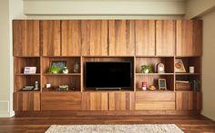 09 | インテリア相談会 事例集 | 無印良品 Tv Unit Furniture, Built In Furniture, Living Furniture, Living Room Tv, Home And Living, Home Room Design, Living Room Designs, Maison Muji, Muji Home