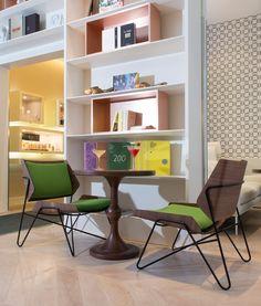 Lobby of the Paris Hotel Bel Ami