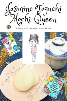 Jasmine Toguchi Mochi Queen Book Companion -- this post has a book review and free educational printable as part of the #ReadYourWorld #MCBD #2018 event via @wiseowlfactory Education Information, Heritage Month, Book Suggestions, Learn To Read, Mochi, Free Books, Book Review, Jasmine, Little Ones