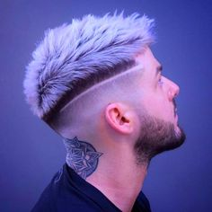 "Men Hairstyle Short Undercut Trends ""You Must Try"" Mens Haircuts Short Hair, Short Hair Cuts, Short Hair Styles, Short Undercut, Hairstyle Short, Hair And Beard Styles, Hair Trends, Dyed Hair, Cool Hairstyles"