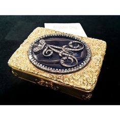 A Russian Imperial Presentation Snuff Box @ NEW YORK CITY - -- - 'It is better to have dreamed a thousand dreams that never were than never to have dreamed at all. Russian Poets, Alexander Pushkin, Boxing News, Tins, Presentation, Objects, Boxes, New York, Dreams