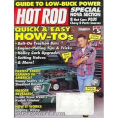 Hot Rod Magazine March 1993 | $4.50