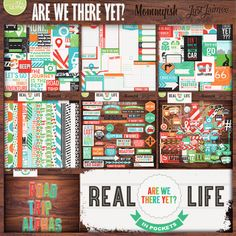 Real Life in Pockets Collaboration – Are We There Yet | Just Jaimee