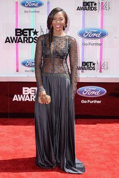 Tiwa Savage - BET awards 2014