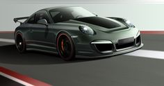 2012 Porsche 911 (991 Series) Leaked Images | 9 Magazine