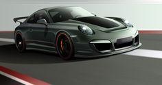 Porsche 911 (991) TechArt