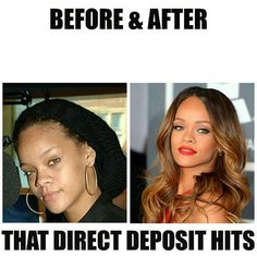 When That Direct Deposit Hits Memes (12 Photos)