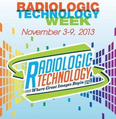 Happy Rad Tech Week 2013!!