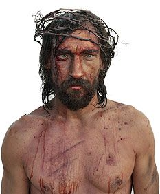 The best story of Easter I've seen - The Passion by the BBC starring Joseph Mawle, available to view on Youtube