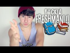 Some tips to get you ready for your freshman year in high school. If you found this helpful, send it to a friend thats a little fishhhhyyyy! Thanks for watch. Freshman Tips, Highschool Freshman, Freshman Year, High School Hacks, High School Life, School Tips, School Ideas, Weight Gain Diet, Weight Loss Chart