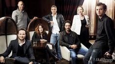 Mesa redonda guionistas 2013