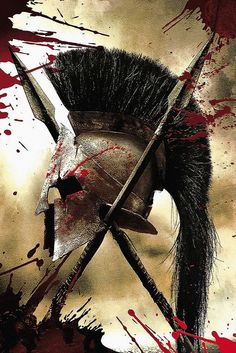 300 Spartan Movie Poster:
